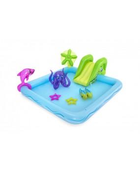 Detský nafukovací bazén fantastické akvárium